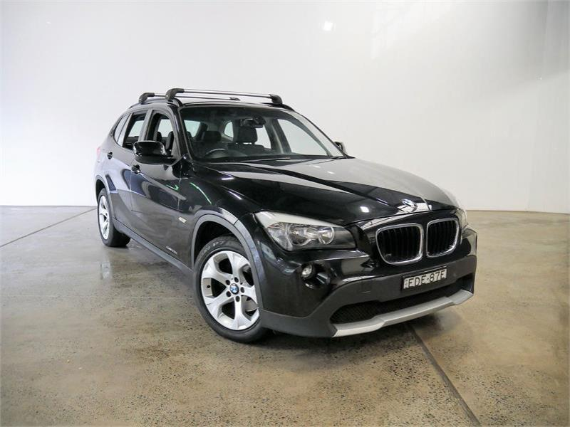 2011 BMW X1 4D WAGON sDRIVE 20d E84 MY11
