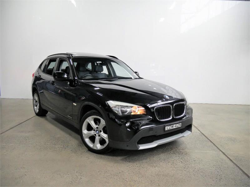 2010 BMW X1 4D WAGON sDRIVE 18i E84 MY11