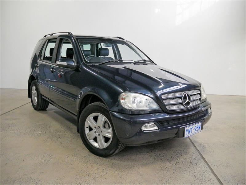 2005 MERCEDES-BENZ ML 4D WAGON 350 SPECIAL EDITION (4x4) W163