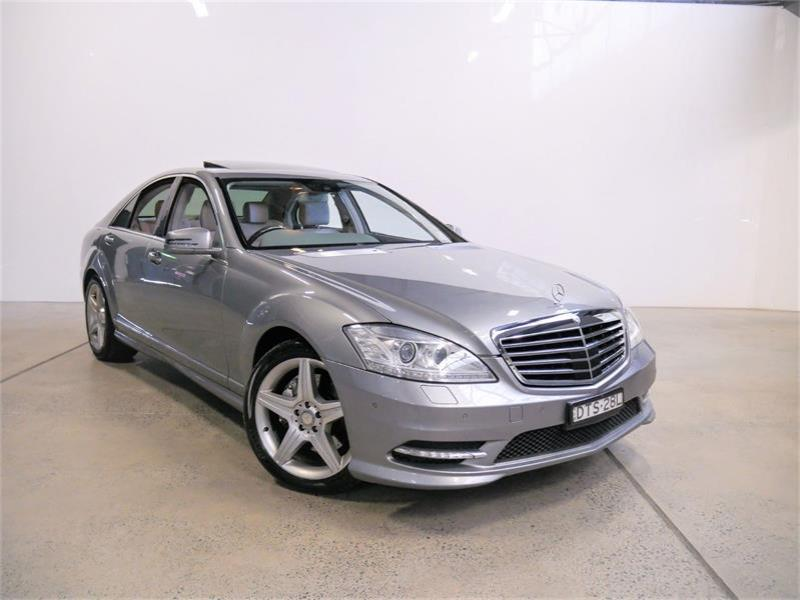 2009 MERCEDES-BENZ S350 4D SEDAN 221 09 UPGRADE