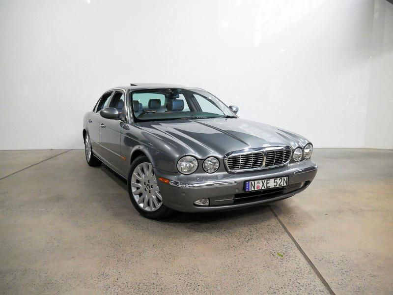 2002 VOLVO CROSS COUNTRY 4D WAGON
