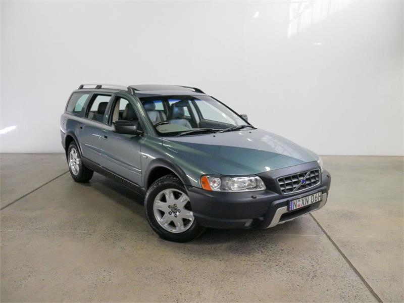 2005 VOLVO XC70 4D WAGON LIFESTYLE EDITION (LE) 05 UPGRADE II